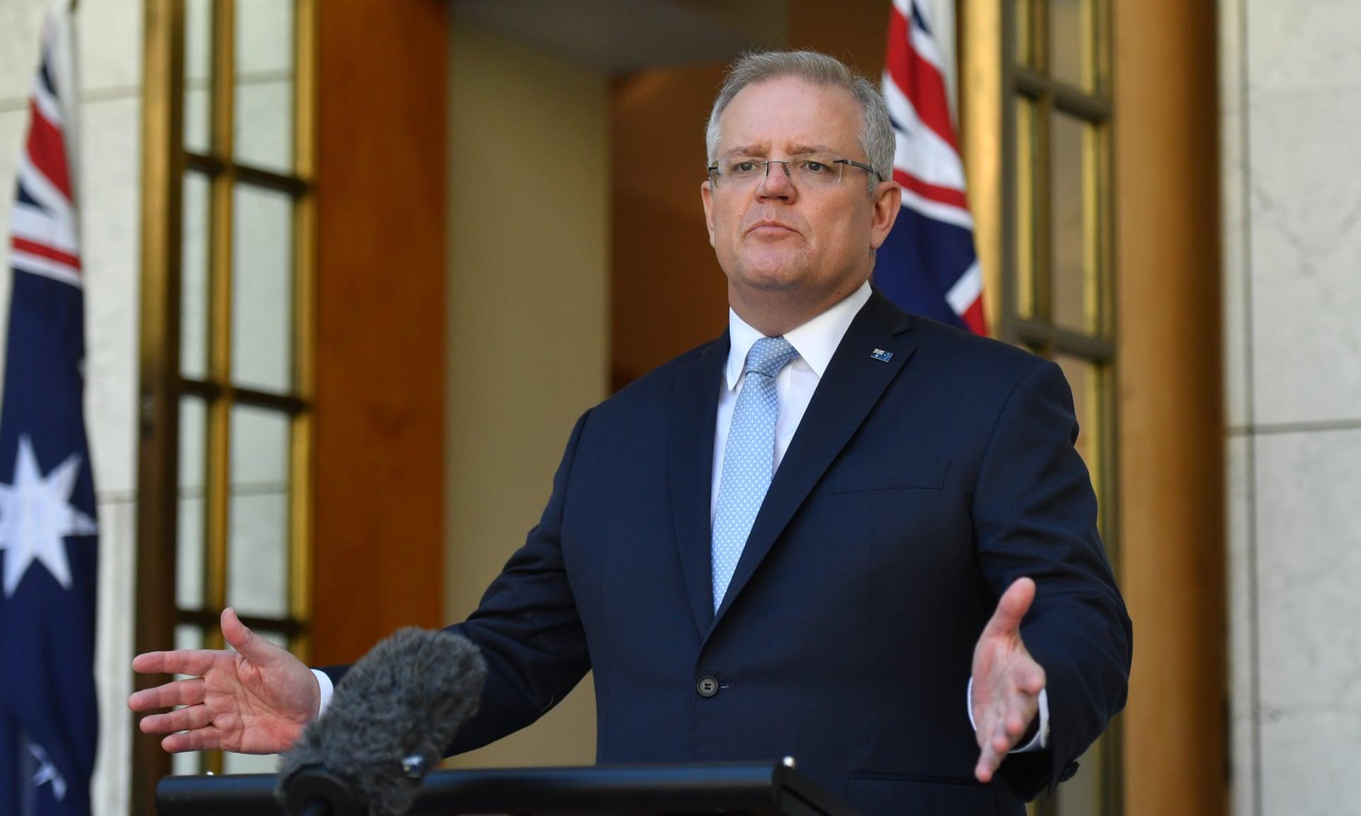 Australia's $189bn Corona virus economic rescue package