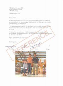 rayford migration testimonial